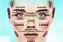 Face Reflexology / Facial Reflexology is a simple easy way for prevent aging lines and wrinkles.