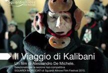 """Il viaggio di Kalibani / Docu film  """"Il viaggio di Kalibani"""". Regia di Alessandro De Michele."""