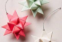 Paper wings / Papier kunst en knutsel