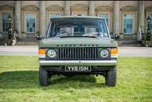 Range Rover / All species of Range Rovers