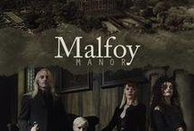 Malfoy Manor / The Malfoy Family from Harry Potter