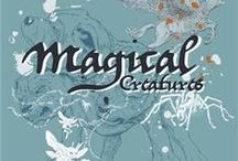 Magical Beings, Creatures and Animals