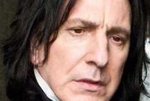A Man Misunderstood / Severus Snape / by PurpleWitch