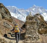 EVEREST BASE CAMP! / A trek through the Himalaya to the base of the tallest mountain on Earth.