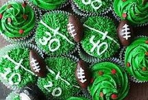 Gameday Down South Y'all / Gameday looks, bites, and decorations to spice up your football season!