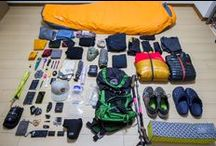 BACKPACKING GEAR! / All about the gear that I use while backpacking and hiking in the wilderness and around the world.
