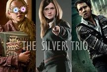And Why is it Always You Three... / Neville Longbottom, Luna Lovegood and Ginny Weasley