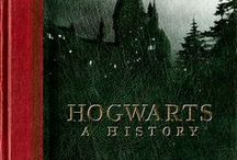 Magical Books / Books from Harry Potter