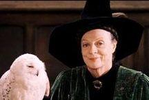 There's Only One McGonagall / Professor Minerva McGonagall.