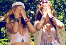 Boho Chic / Bohemian Fashion