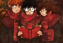 Again Why is it Always You Three? / Hermione Granger, Ron Weasley and Harry Potter Artwork
