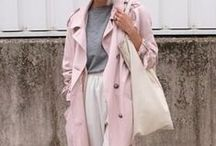 Perfect Pastel / Pastel Colored Fashion