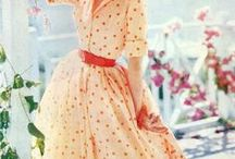 Vintage Couture / Vintage Inspired Clothing
