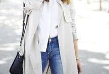 Trench Trend / Trench Coat Outfits
