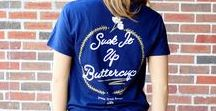 Suck It Up Buttercup / Persevering through thick & thin!