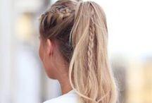 Hair / Cute hairstyles! Xo