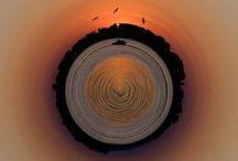 360 degree - Tiny Planet / Little planet, 360 degree, tiny planet,