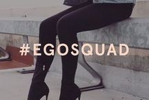 #EGOSQUAD / The fiercest of babes wearing their fave EGO shoes. Wanna be featured? Upload your pic & tag @egoofficial #egosquad on Insta.