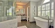 Bathroom Remodel / Remodeling ideas for the master bathroom