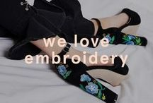 We Love Embroidery