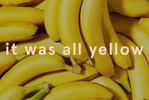 It Was All Yellow