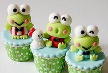 Topos de Bolo e Cupcakes / by Ana Cristina Ribeiro