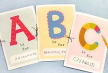Preschool Letters / Introducing 3-5 year olds to the alphabeth. Memorizing, singing, identifying, tracing, writing, sounding out, naming, building, exploring and having fun with all those letters.