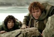 Lord of the Rings / Big fan!! I love Mr. Frodo and of course his best friend Sam. I watch the movies at least once a year.
