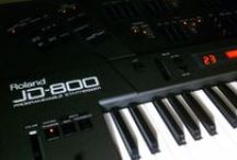 Roland Synths 1990 - 2000 / Roland Synths of the 1990's