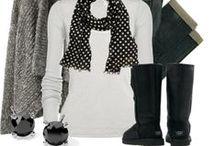 Мода и стиль. UGG