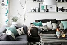 Cosy Home / Decoration for a Cosy Home