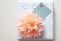 Stationery, washi tape & packaging