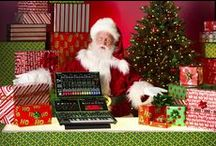 """""""Wish List"""" Gifts for Musicians from Roland and BOSS / The perfect gift for the Musician in your life (or for yourself). See our top choices this holiday season. Holiday Gift Guide!!!"""