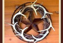 Hunting Decor / Bring the outdoors in with this awesome hunting-related decor for the home and for life!