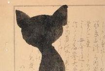 Neko / El gato a través de la mirada de artistas japoneses. / by MiriaM