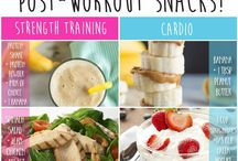 Fitness / A collection of workouts to do at home, the park or at the gym