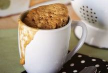 Mug Cake Recipes / by Sofina