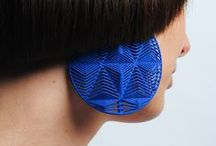3D Printed | Jewellery | Nº· 1 / by Sydney Jewellery School