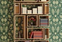 ╰*bookshelves!