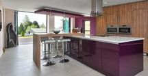 Kitchen Inspiration / Inspiration for residential kitchen design and renovation.