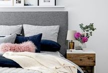 Home Loves / Forever dreaming of the perfect home. A collection of lovely home décor.