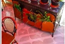 Proyecto Paulette / El Mosaico de Studio Victoria está presente en los espacios del Maison Paulette Café, en Guadalajara.