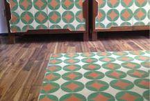 Studio Victoria en.. / Todos los sitios donde se ha instalado o intervenido algún espacio con el mosaico artesanal de Studio Victoria. La fusión perfecta entre tradicional y lo contemporáneo.
