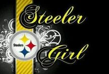 Strictly Steelers / by Lisa Rodgers