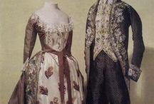 Clothing 1780's