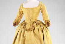 Clothing 1770's