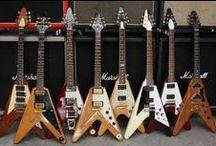 Guitars / by Andrew Behnke