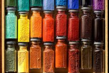 Colors / Color coordination or information