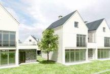 Zabudowa mieszkaniowa Bezrzecze / Etap inwestycji: uzyskano pozwolenie na budowę