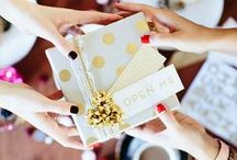 // GIFT IDEAS PACKAGING ♡